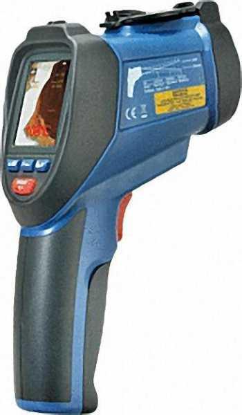 Scantemp-RH 860 IR Viedeo Thermometer -50 bis 1000°C