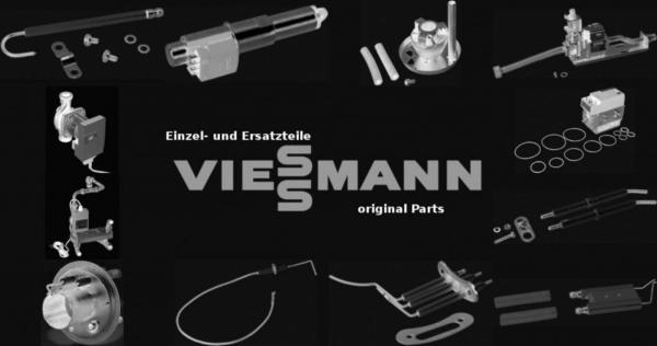 VIESSMANN 5141436 Brennergrundplatte D=520