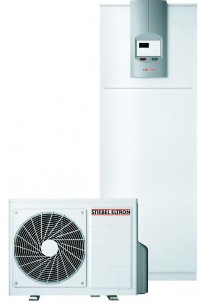 STIEBEL ELTRON 229908 Heizungs-Wärmepumpe WPL 5 N Plus, Luft/Wasser-Wärmepumpe