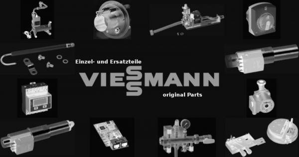 VIESSMANN 7254052 Stauscheibe 90-225kW m. Leitblechen mit Leitblech