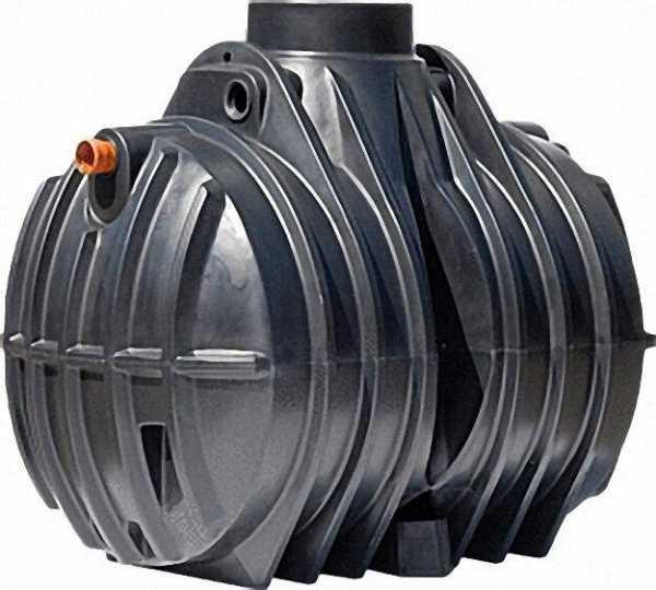 Kunststoff-Erdtank ET-7000-M-P MAXIMA 7,000 l