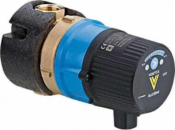 VORTEX 433-121-060 Brauchwasserpumpe BWO 155 R ERT Elektr. Regelthermostat