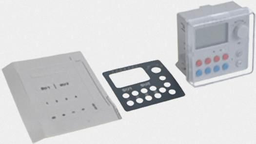 VIESSMANN 7815581 Digitalschaltuhr (72 x 72 mm)