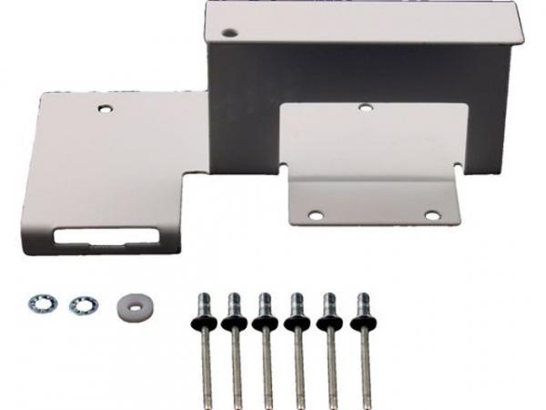 WOLF 8612872 Adapterblech rechts CGB-75/100