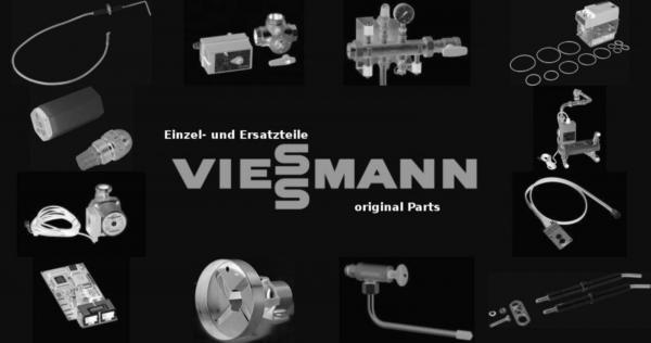 VIESSMANN 7273226 Leitung Magnetventil Gasrampe