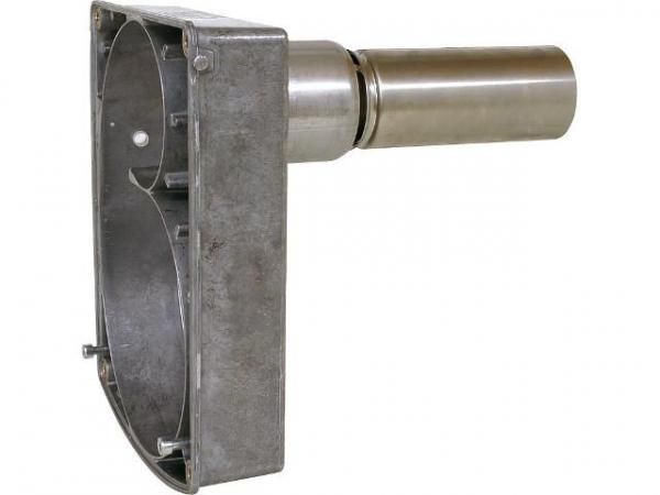 MHG Gehäuse mit Brennerrohr für RE1.1-1.3LN