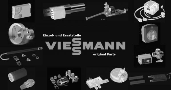VIESSMANN 7316581 Kopfplatte
