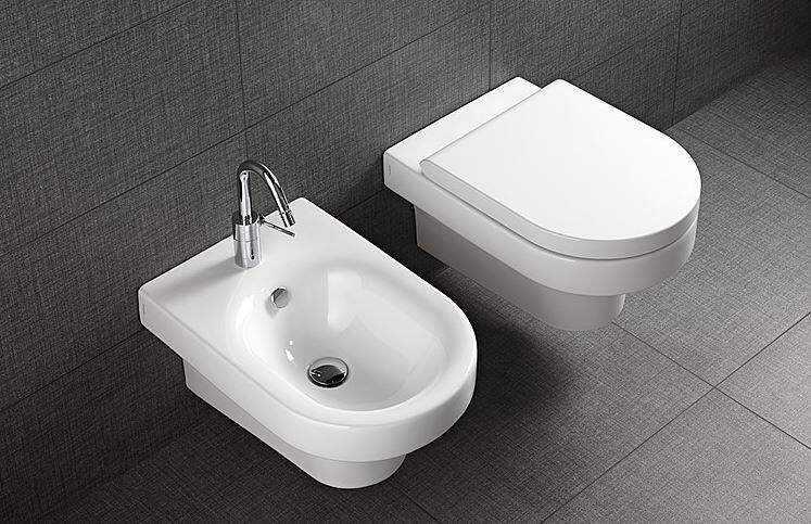 Wand-Tiefspül-WC Daytime