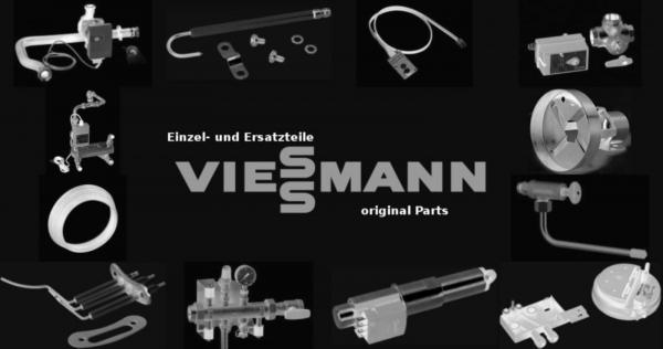 VIESSMANN 7828899 Blende E-Gas 575kW m. Dichtung