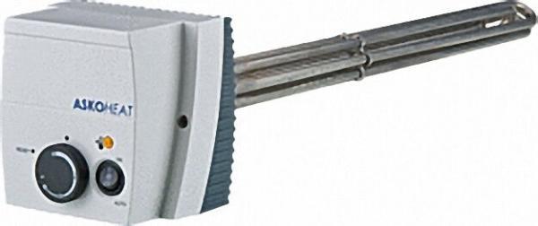 Einschraubheizkörper mit Schalter 3,0KW 1 1/2'' 3x400 V AC Länge: 400mm