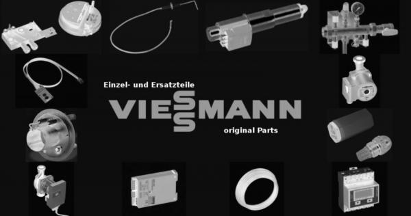 VIESSMANN 7232285 Mittelblech AH-91