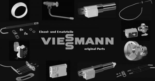 VIESSMANN 7834410 Spannbügel CU3A 45/60 kW