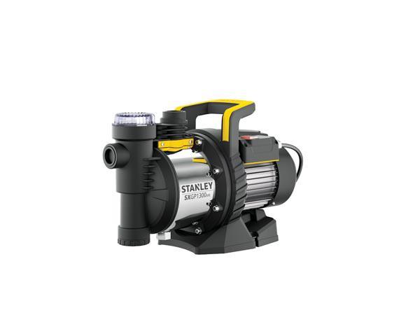 STANLEY Gartenpumpe selbstansaugende 4500 l/h 1300 W STN-P1300SP