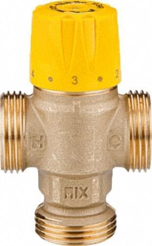 Thermomischer Easyflow Solar Mix 776 30-65°C, Kvs 2,4, DN20 (1''), AG
