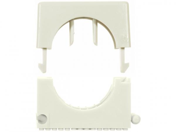 Fischer Schelle SCH 16 - 19 Nylon transparent, 69019, VPE 50 Stück