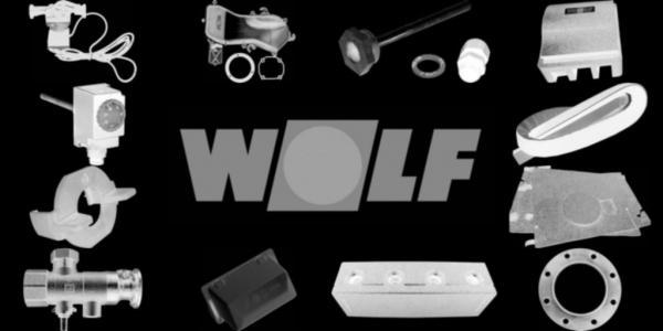 WOLF 1710720 Platinenabdeckung