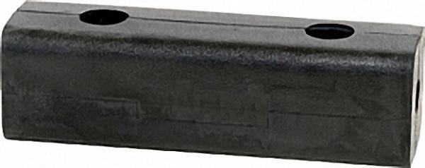 MAGRA -Fertigisolierung für WST Typ 80-54 schwarze PU-Hartschaum-Halbschalen