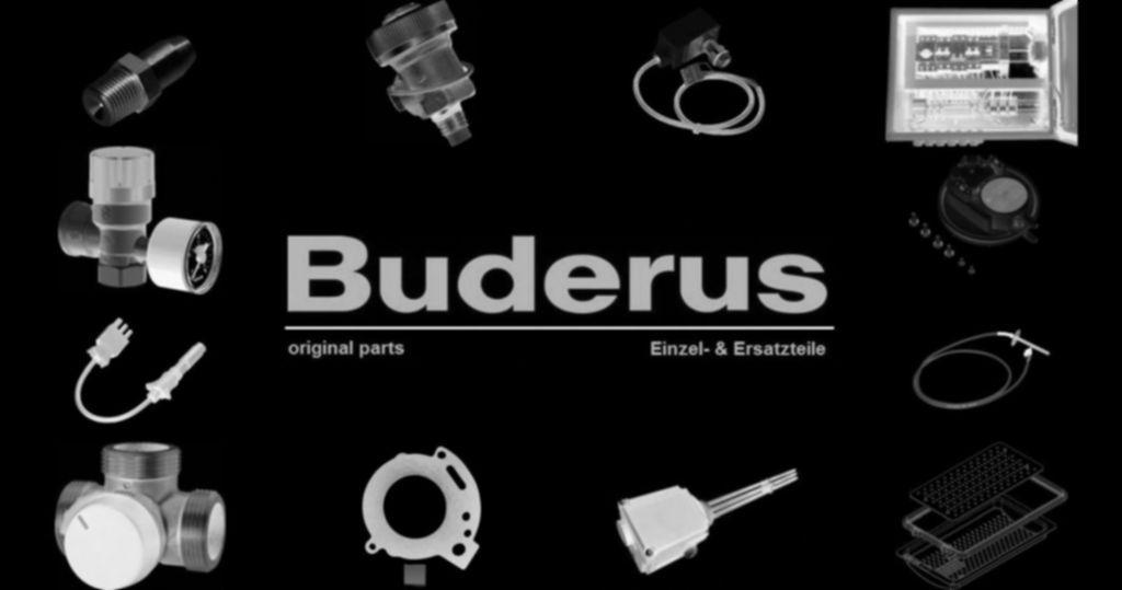 Buderus 87185415710 Anode G1 1/2x750 isoliert D=33