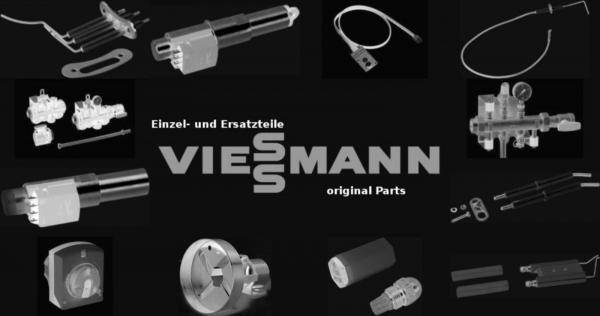 VIESSMANN 9507416 Panzerschlauch DN25 L=1050 flexibel