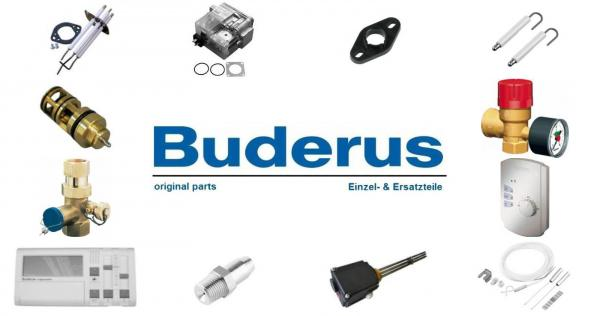 Buderus 7736614619 Logaplus Paket WPS 3-1 WPS 8-1, 1HK E plus, Puffer