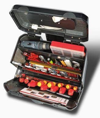 PARAT 2012.535-981 Service-Koffer Evolution 450x260x385mm, Typ 2012.535-981