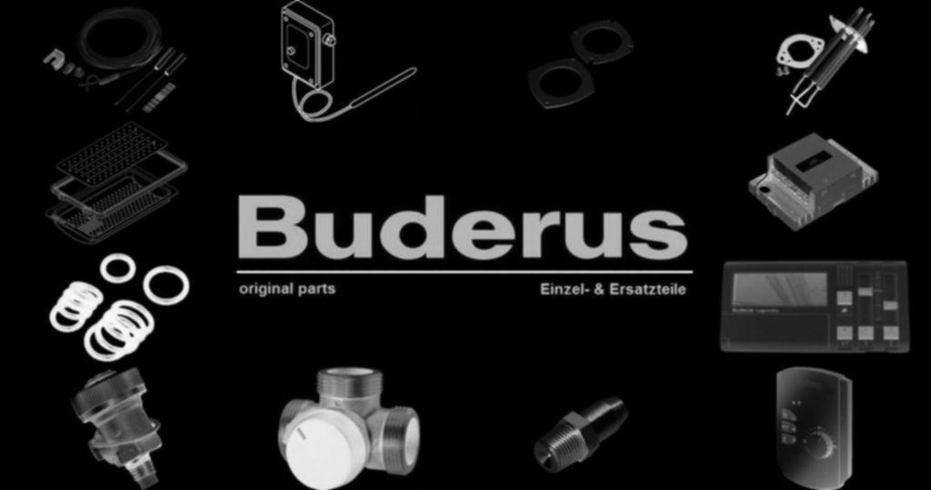 """Buderus 87185713480 Anode G1"""" D26x550mm everp"""