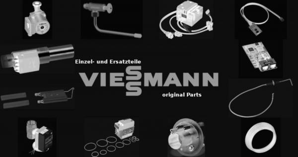 VIESSMANN 9506557 Regelthermostat mit
