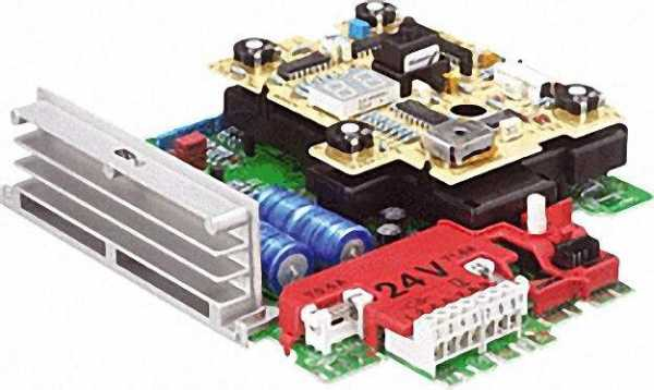 Leiterplatte-Grundmodul für ZR/ZWR-3 Junkers Nr.: 8 748 300 281
