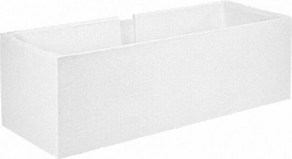 Styropor-Wannenträger LxBxH: 177x77x57 cm passend zu Acryl-Körperform-Badewanne (180x80cm)