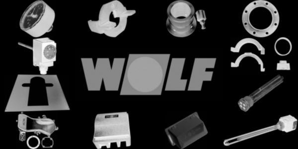 WOLF 1602061 Isolierung Mantel