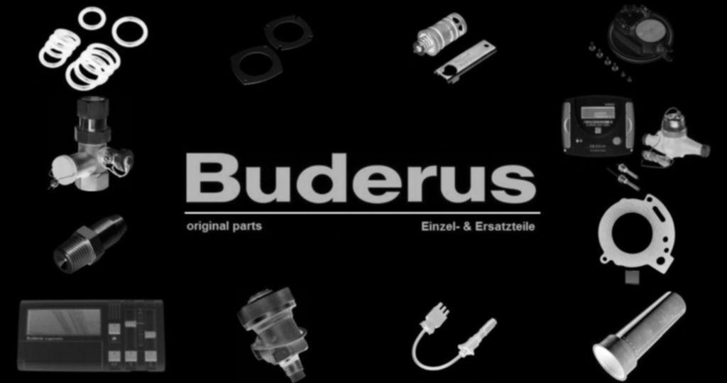 Buderus 87185444880 Wärmeschutz Pufferspeicher 750/5-120 W