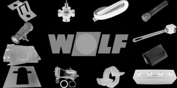 WOLF 8900864 Verkleidung Rückwand, Achat