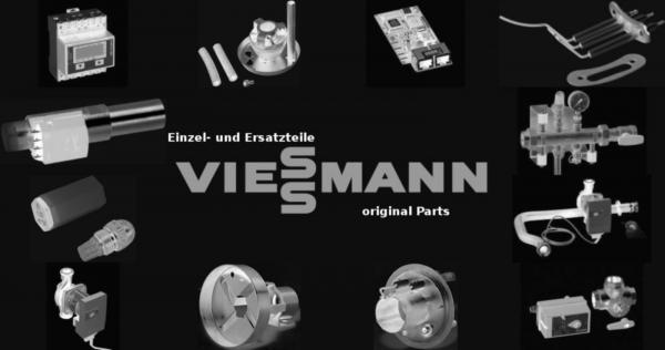 VIESSMANN 7828341 Pumpenflansch Wilo-Pumpen GG