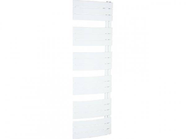 Design-Handtuch-Heizkörper Sail, Weiß HxL 1380x550 mm