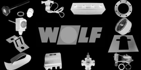 WOLF 8900733 Verkleidung Rückwand, Topas