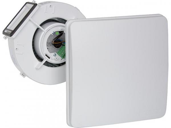 Ventilatoreinsatz EVENES Typ L-G mit weißer Abdeckung,ohne Steuer- elektronik
