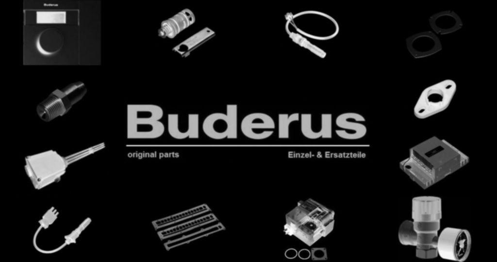 """Buderus 87185713490 Anode G1"""" D26x625mm everp"""
