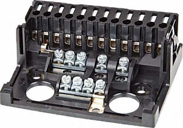 Sockel AGK 11 für BHO 61, 62D, 64 LOA, LGA, LGB, LMG