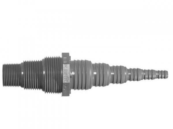 "Pumpennippel DN 20-32 (1 1/4"" - 3/4"") AGx32-8mm"