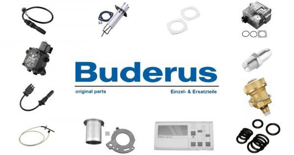 Buderus 7739613162 Logaplus Paket WPS 3-1 WPS 8-1, 1HK, P120.5S-B, SH290 RS-B