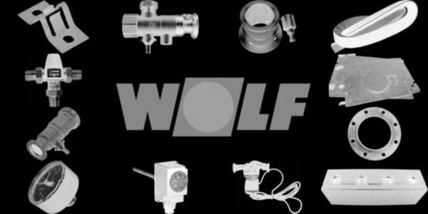 WOLF 8885706 Gasstrecke komplett