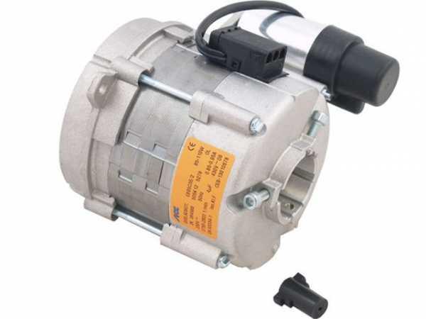 WOLF 2413193 Elektromotor mit Kondensator