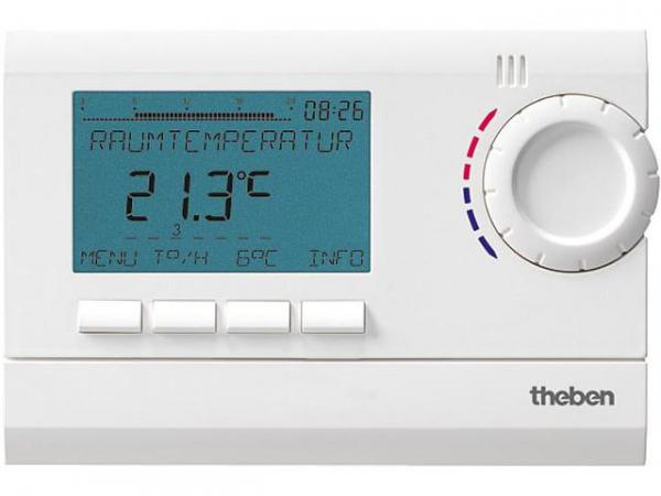 THEBEN -Digital-Uhrenthermostat RAMSES 812 top 2