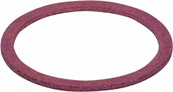 Fiber-Ringe für Hahnoberteile 1 1/4'', 42 x 51 x 1,5mm 50 Stück
