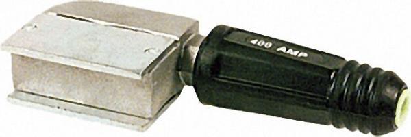 Magnetpolklemme bis 400 A für Kabel 35-50 qmm