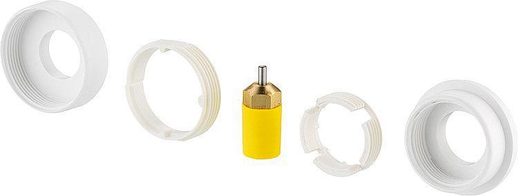 Ventiladapter für Thermostatkopf Living Connect Heimeier M30 x