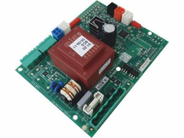 WOLF 2744848 Steuerplatine CWL-D-150