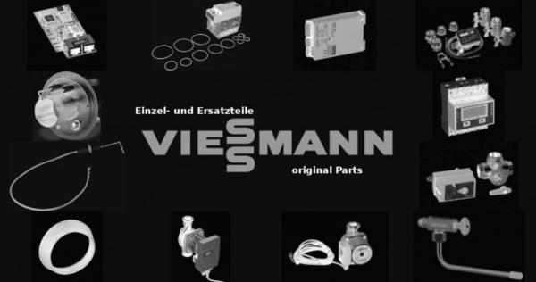 VIESSMANN 7818301 Kniesauger mit Absperrhahn