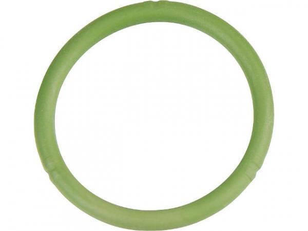 FKM O-Ring Farbe grün, 35mm, Temp. -20°C/+200°C, max. Druck 16bar