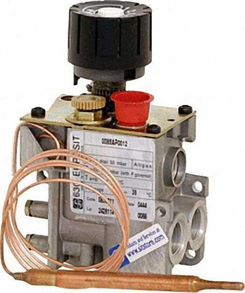 Gas-Kombiventil EUROSIT 630 13 - 38°C Referenz-Nr.: 0.630.001